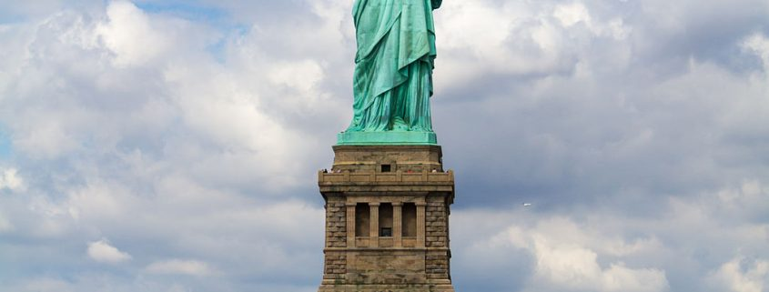 Emma Lazaruss The New Colossus And The Statue Of Liberty